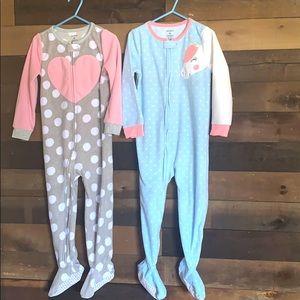 Toddler girl PJ bundle